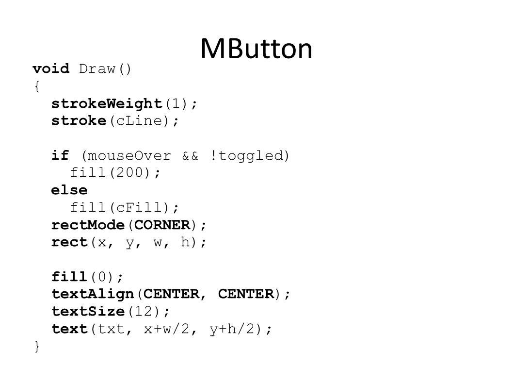 Idosor.pde ArrayList buttons; void setup() {...