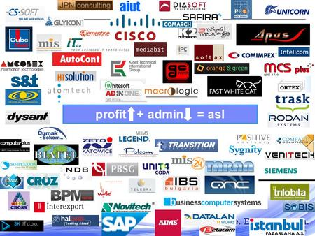 © 2011 IBM Corporation profit + admin = asl. © 2011 IBM Corporation APPLICATION SPECIFIC LICENSING *Certain countries may be excluded based on IBM's exclusive.