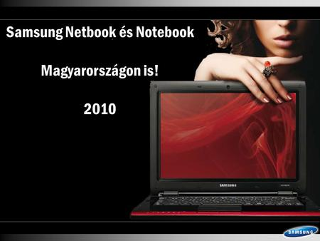 Samsung Netbook és Notebook