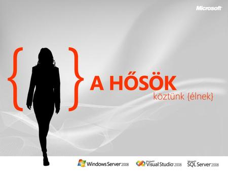 Platform A Vistából örökölt OS alap technológiák Windows Server Core Read-only Domain Controller Hozzáférés szabályzás, erőforrás elérés Network Access.