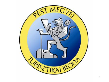 1. 2 PEST MEGYEI TOURINFORM WORKSHOP Ráckeve 2004. január 22.