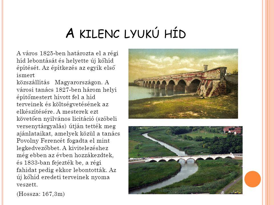 A kilenc lyukú híd