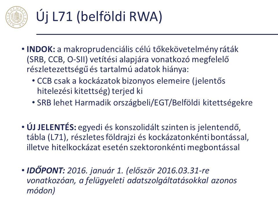 Új L71 (belföldi RWA)