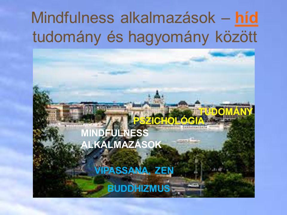 Mindfulness alkalmazások – híd tudomány és hagyomány között