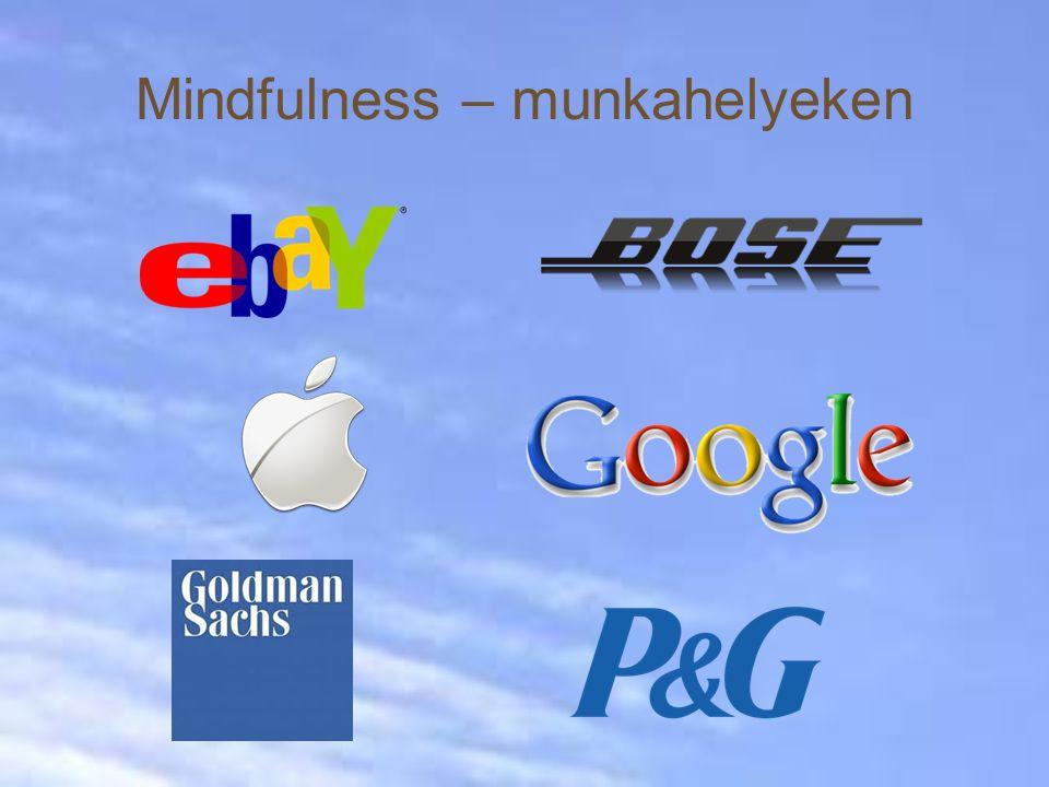 Mindfulness – munkahelyeken