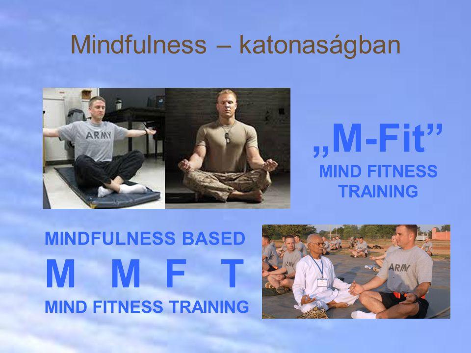 Mindfulness – katonaságban