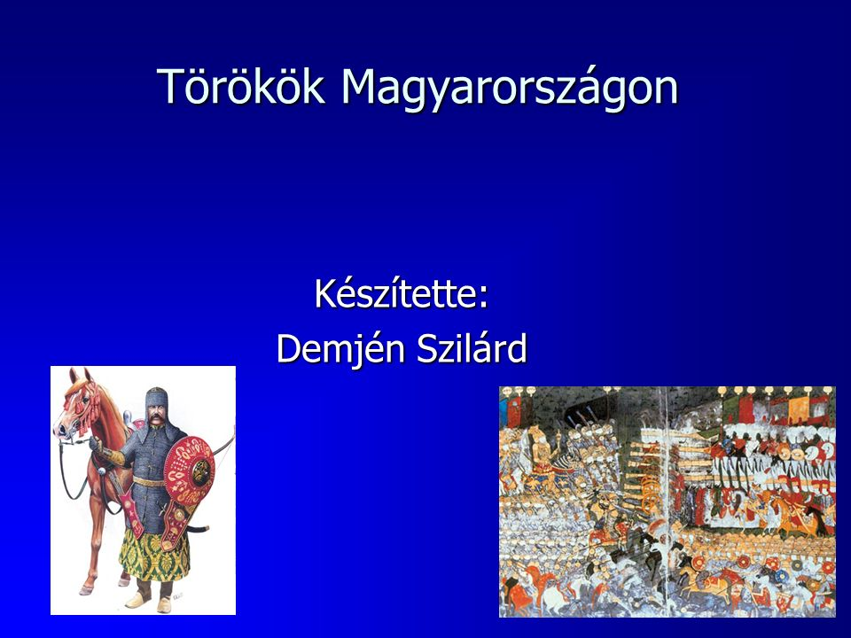 Törökök Magyarországon