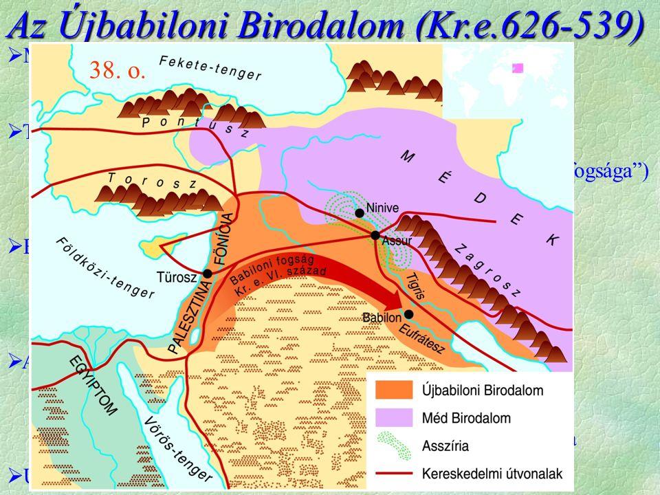 Az Újbabiloni Birodalom (Kr.e.626-539)