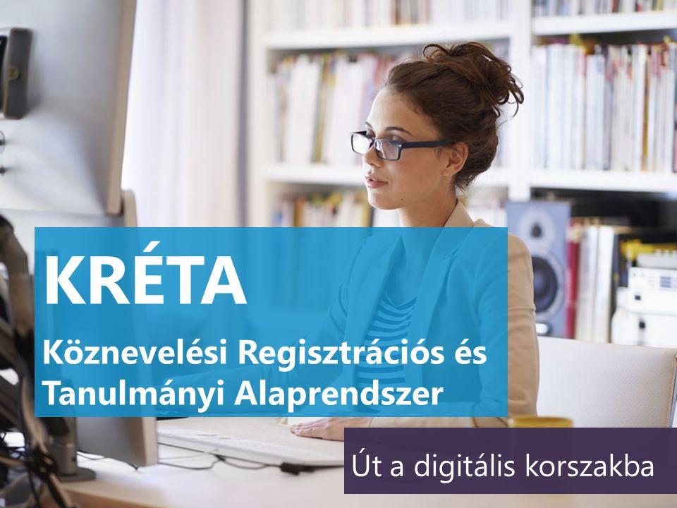 KRÉTA Köznevelési Regisztrációs és Tanulmányi Alaprendszer