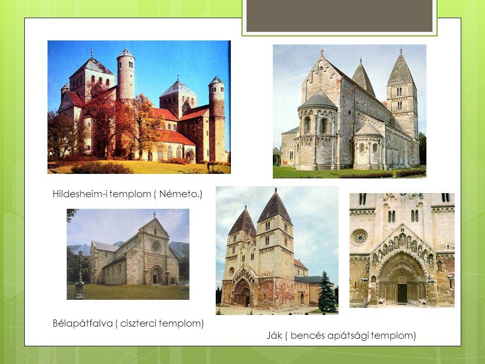 Hildesheim-i templom ( Németo.)