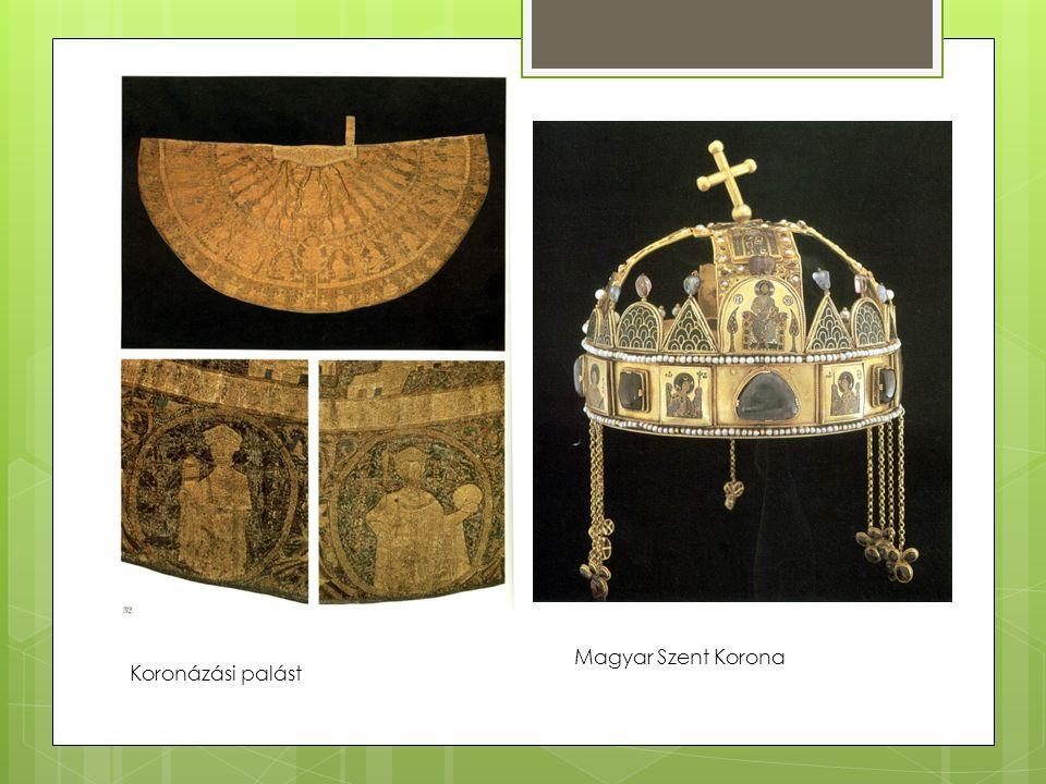 Magyar Szent Korona Koronázási palást