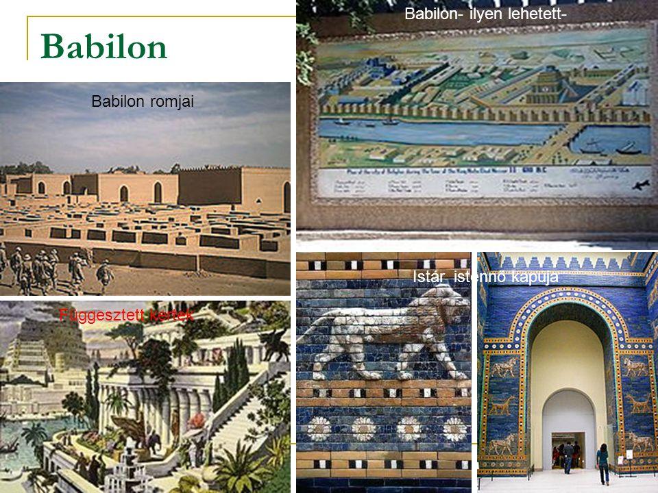 Babilon- ilyen lehetett-
