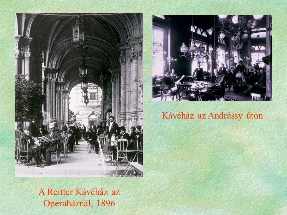 Kávéház az Andrássy úton Kávéház