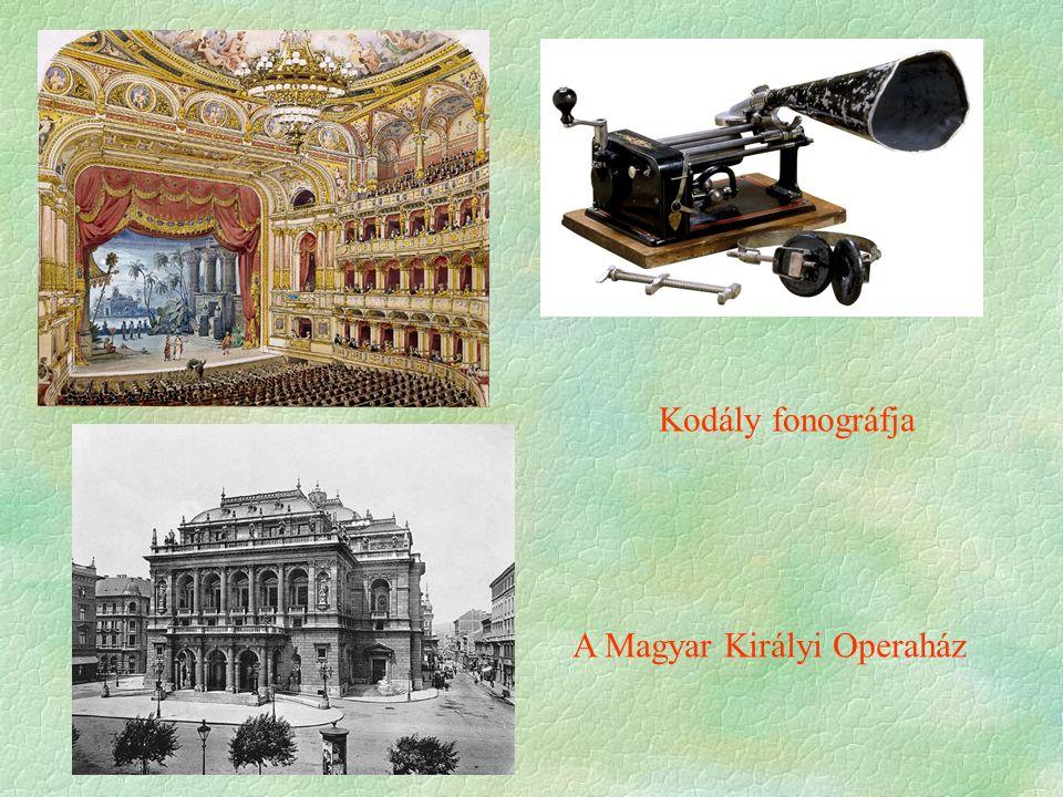 A Magyar Királyi Operaház