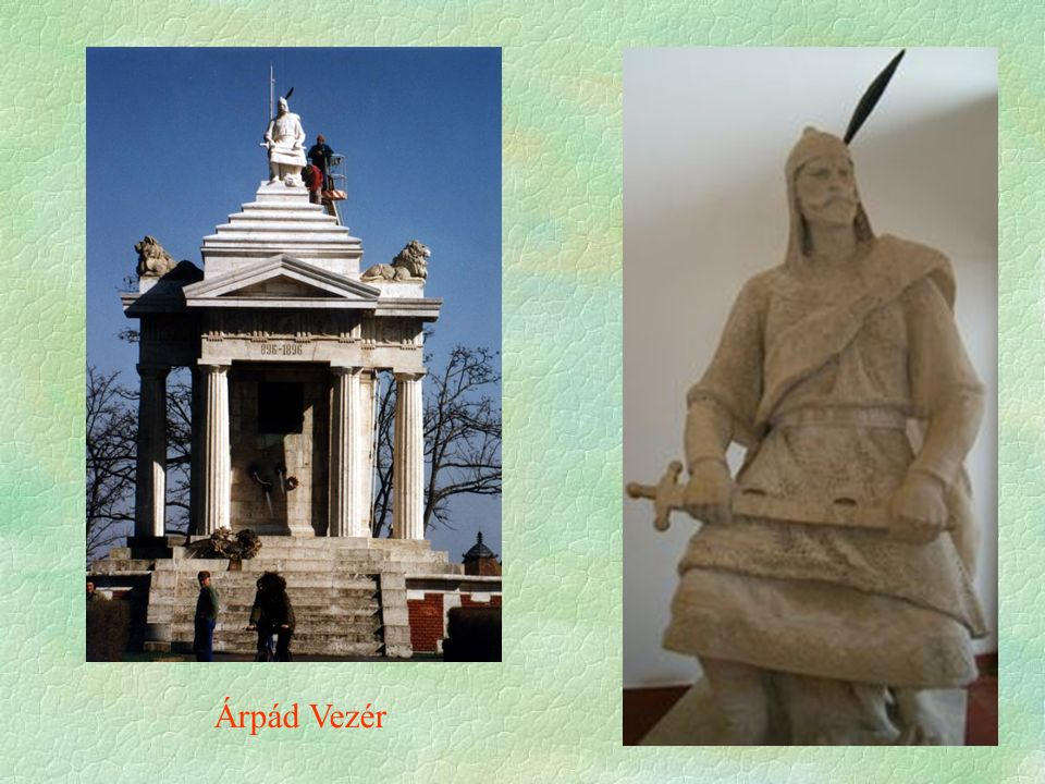 Árpád Vezér