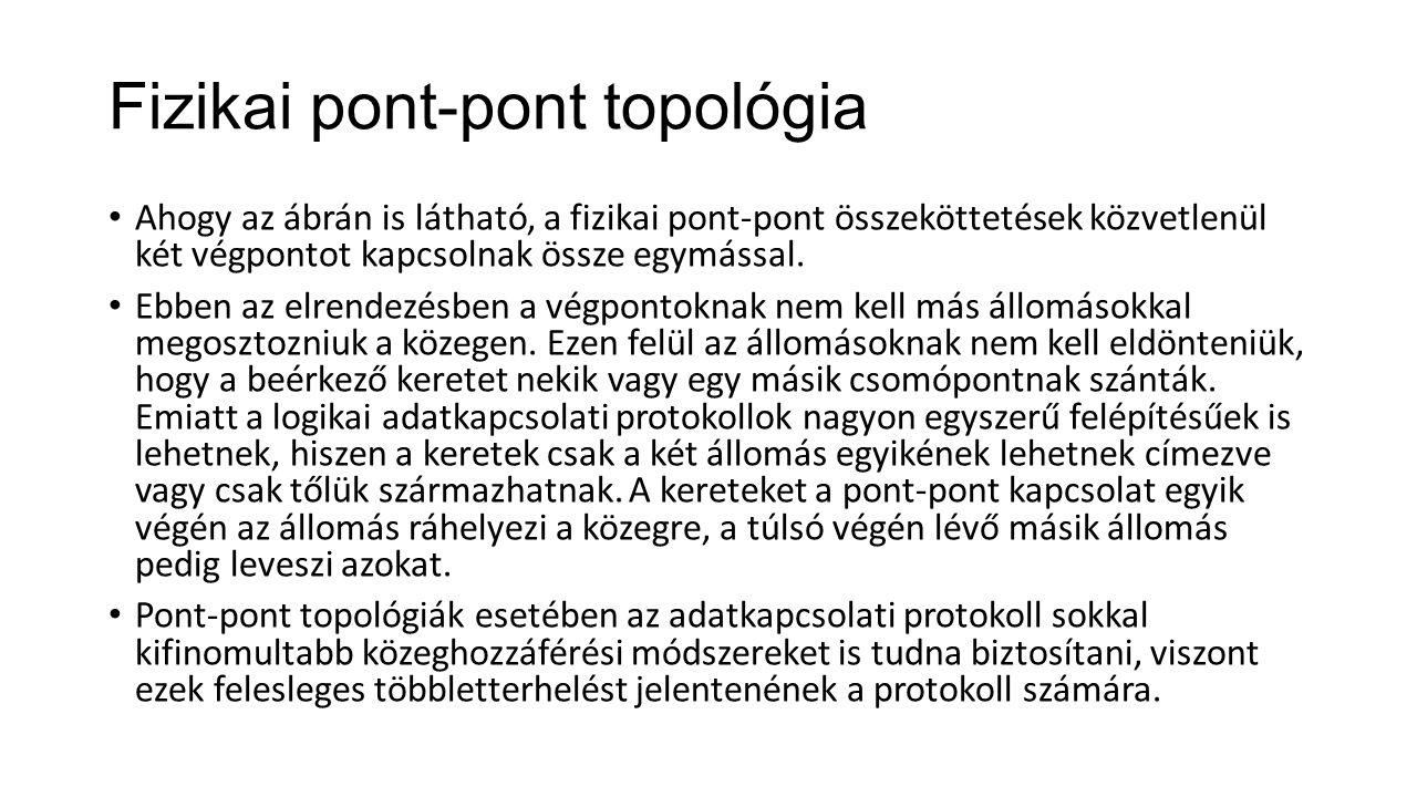 Fizikai pont-pont topológia