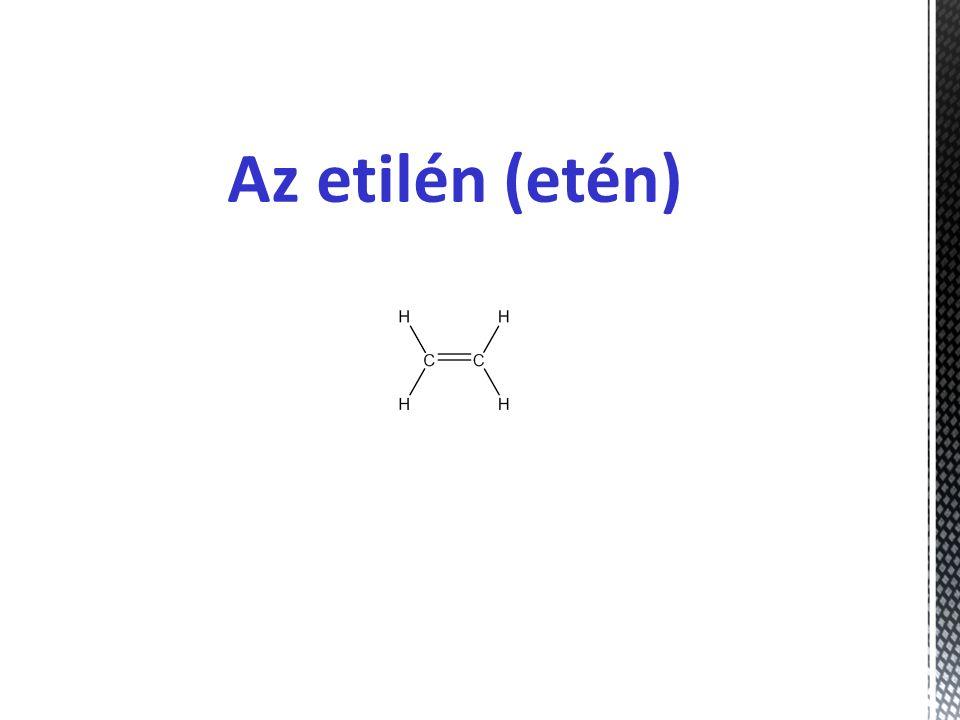 Az etilén (etén)