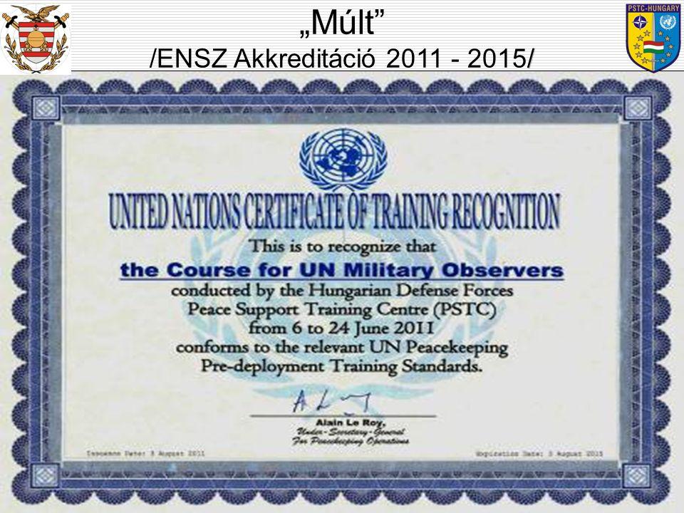 """""""Múlt ENSZ akkreditáció: /ENSZ Akkreditáció 2011 - 2015/"""