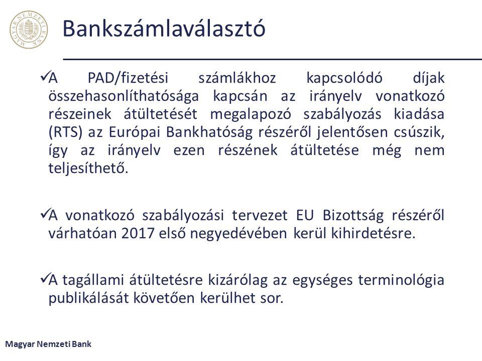 Bankszámlaválasztó