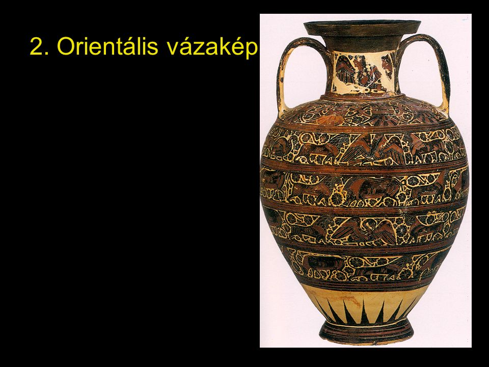 2. Orientális vázakép