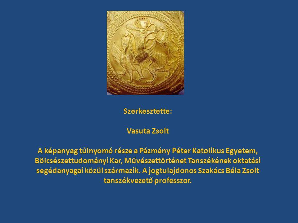 Szerkesztette: Vasuta Zsolt.