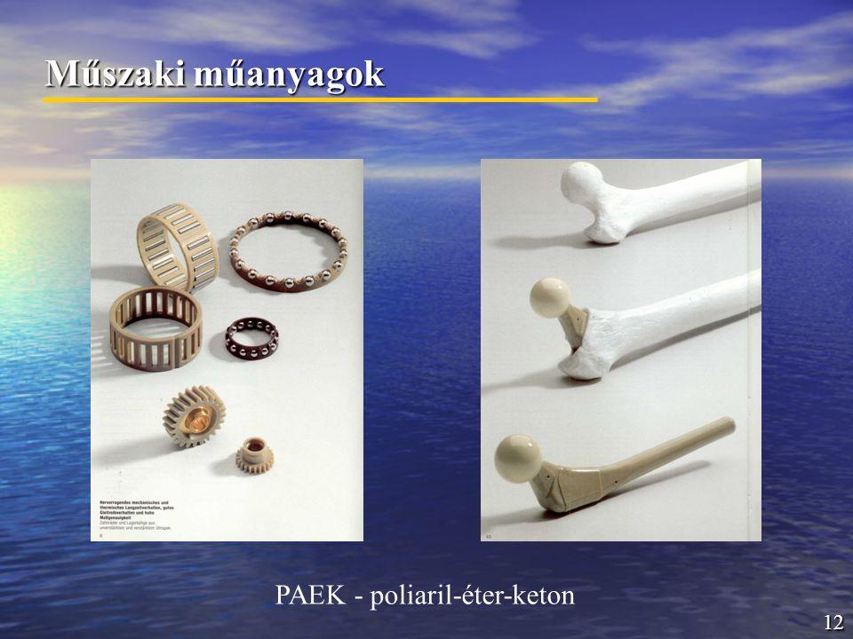 PAEK - poliaril-éter-keton