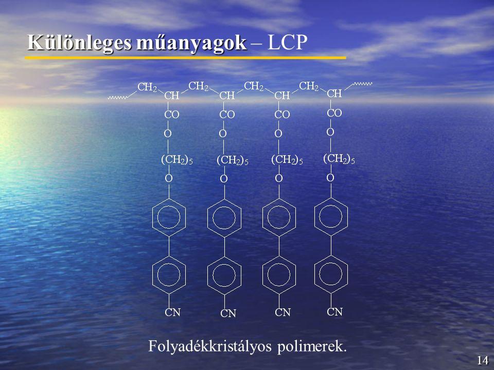 Különleges műanyagok – LCP