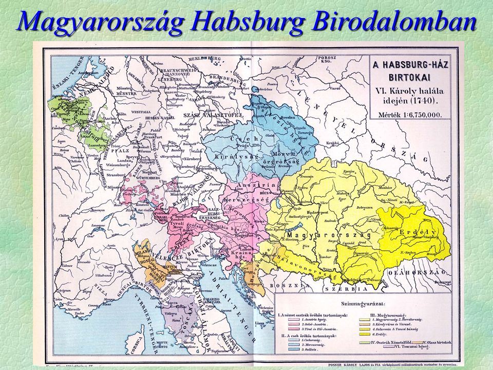 Magyarország Habsburg Birodalomban