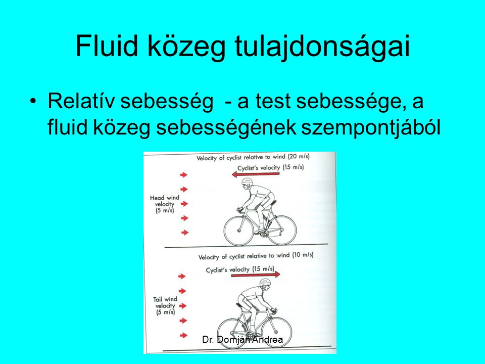 Fluid közeg tulajdonságai