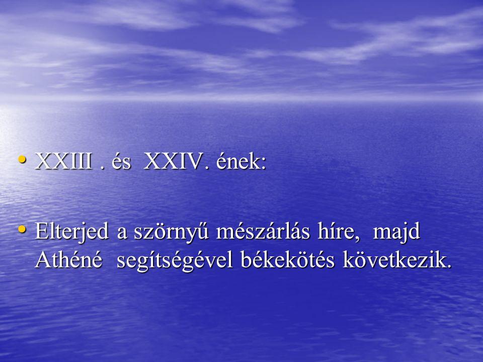 XXIII . és XXIV.