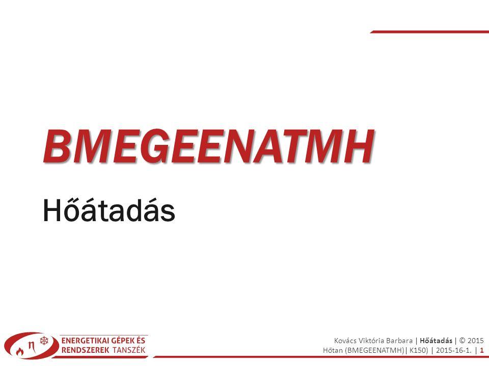 BMEGEENATMH Hőátadás