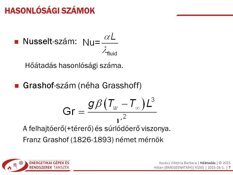 Grashof-szám (néha Grasshoff)