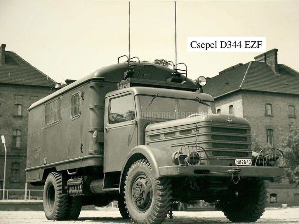 Csepel D344 EZF