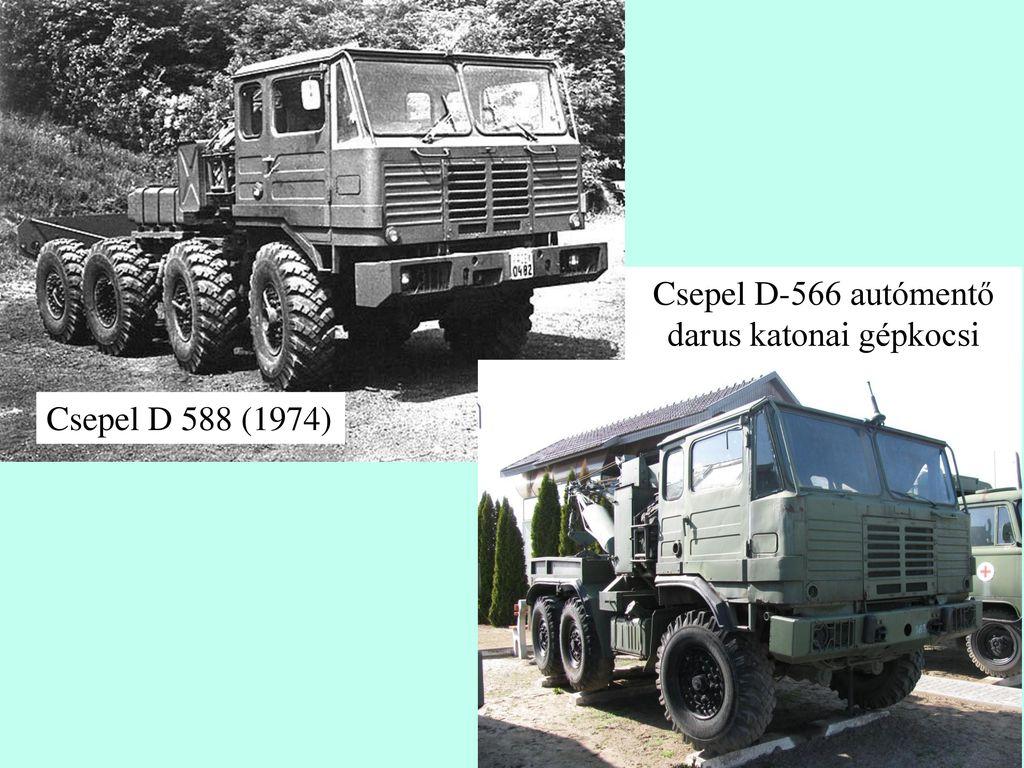 darus katonai gépkocsi