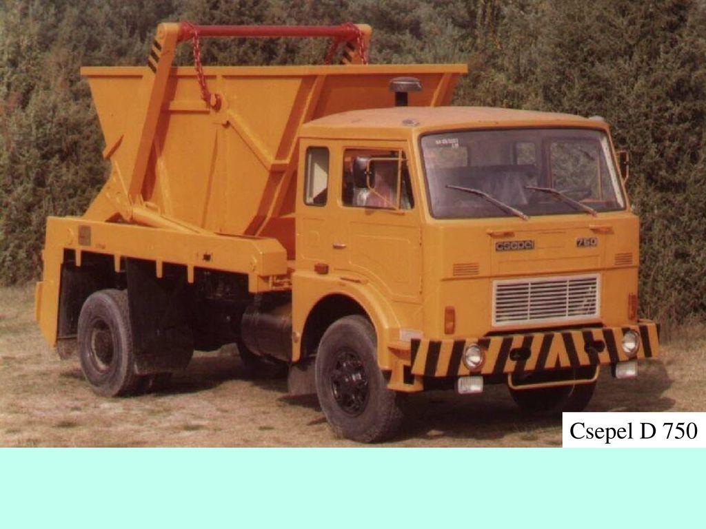 Csepel D 750
