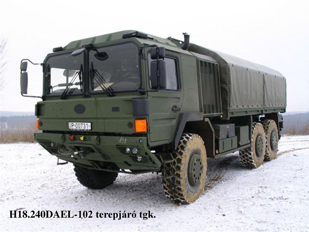 H18.240DAEL-102 terepjáró tgk.