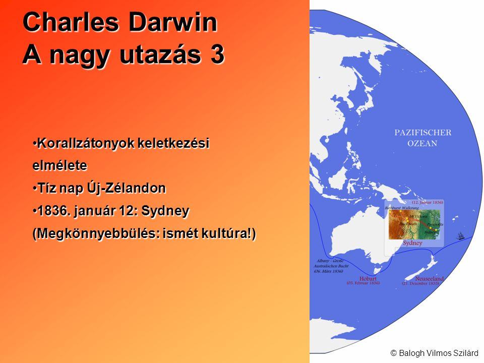 Charles Darwin A nagy utazás 3
