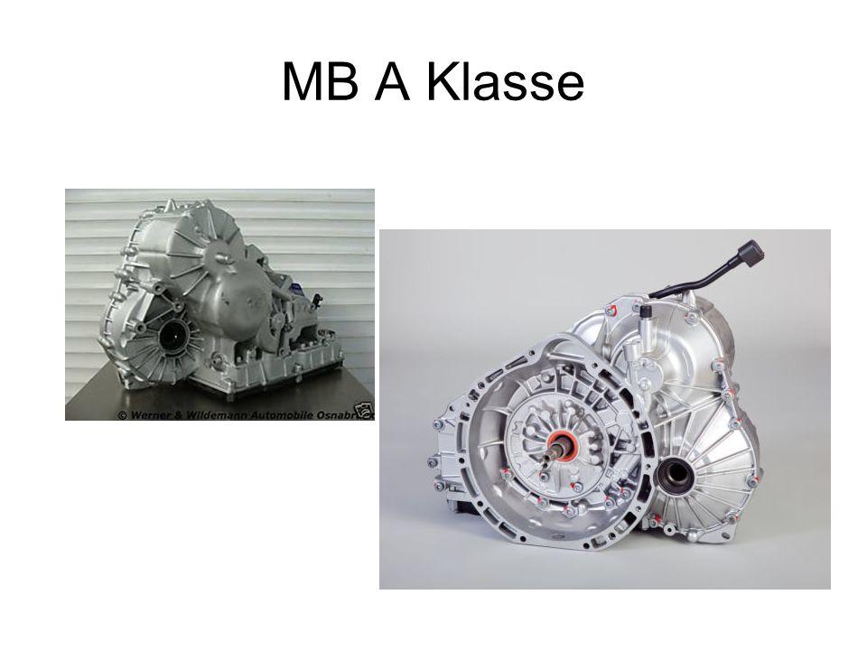 MB A Klasse