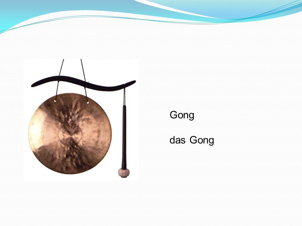 Gong das Gong