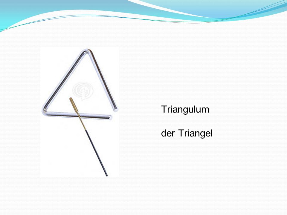 Triangulum der Triangel