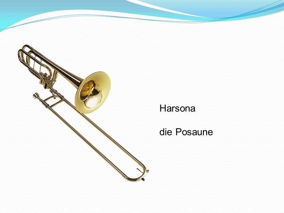 Harsona die Posaune