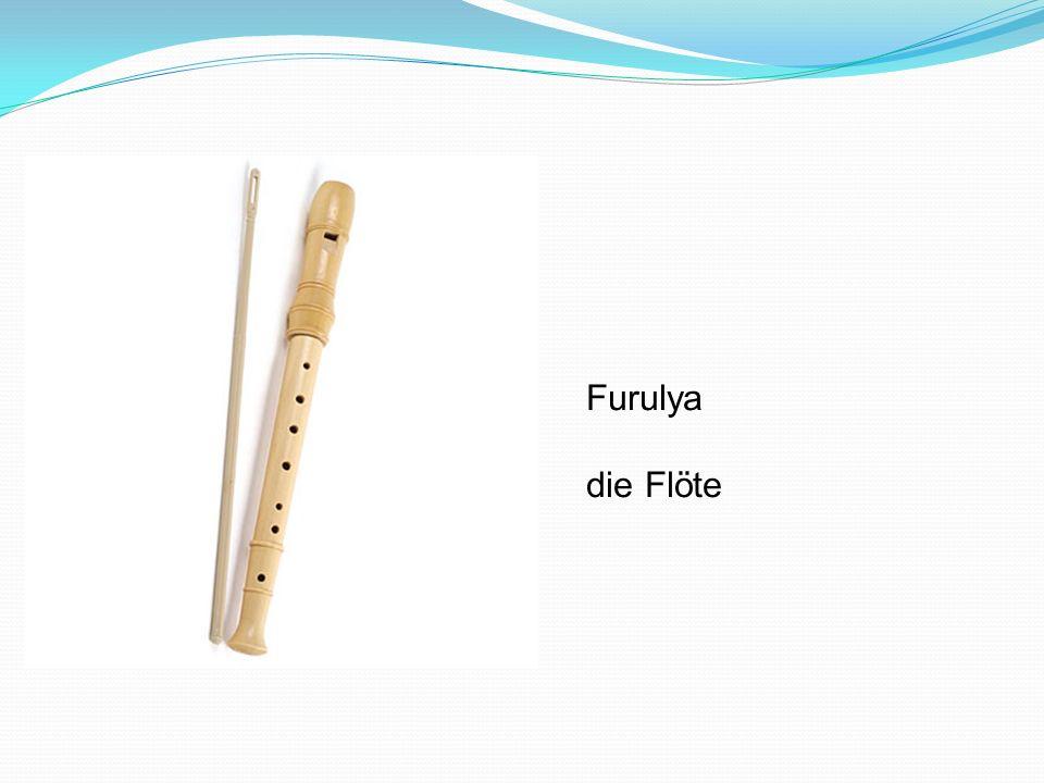 Furulya die Flöte