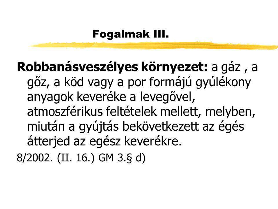 Fogalmak III.