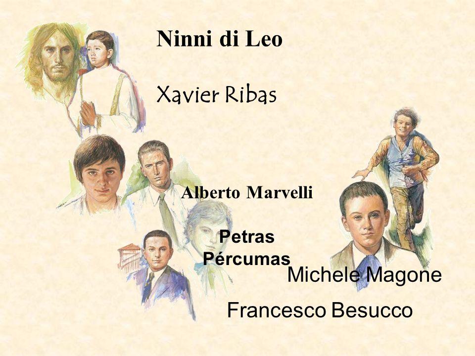 Ninni di Leo Xavier Ribas Michele Magone Francesco Besucco