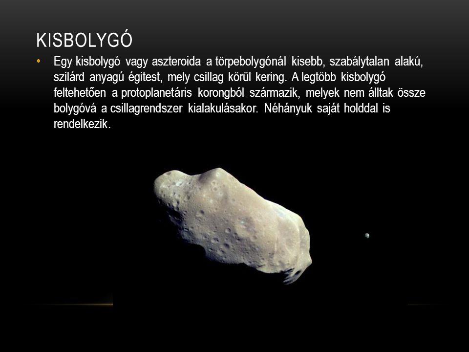 kisbolygó