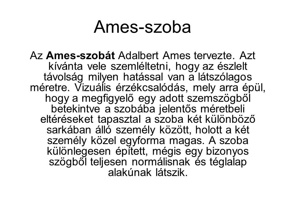 Ames-szoba