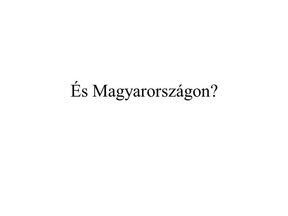 És Magyarországon