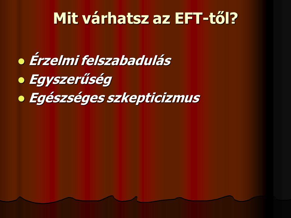 Mit várhatsz az EFT-től