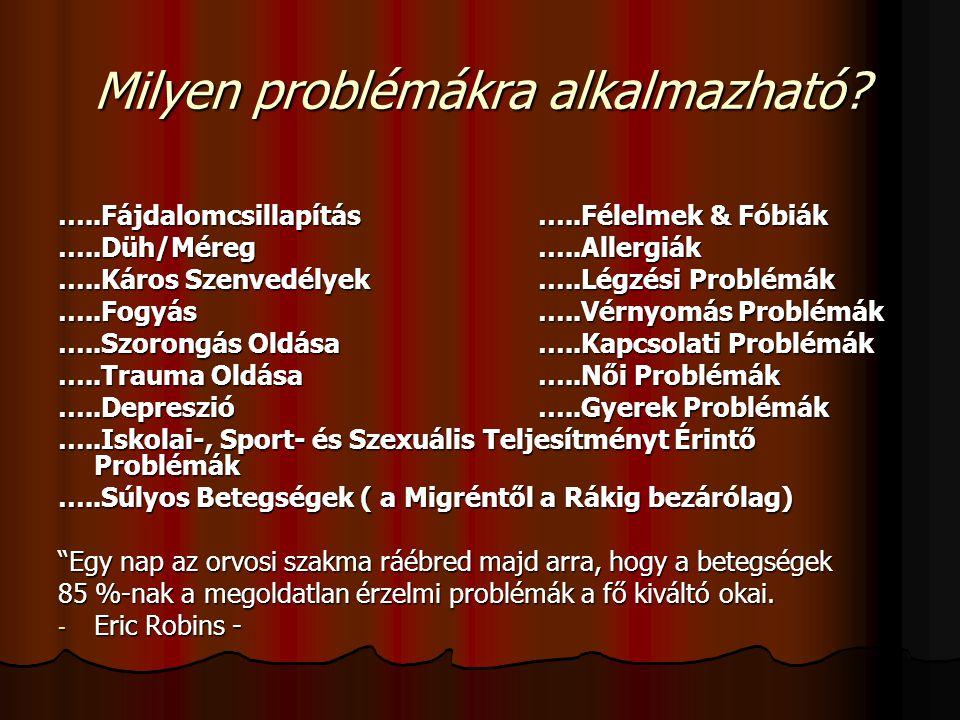 Milyen problémákra alkalmazható