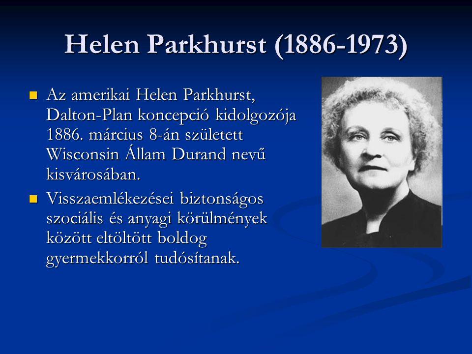 Helen Parkhurst (1886-1973)